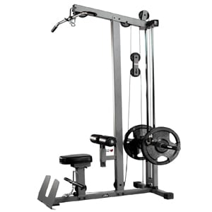 LAT PULL-DOWN AND LOW SEATED ROW MACHINE XM-7618