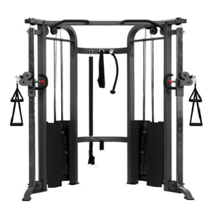 Functional Trainer Cable Machine with two 200 lb Stacks XM-7626