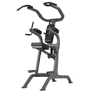 POWER TOWER, DIP STATION, WITH ASSISTED PULLUPS XM-7632-34