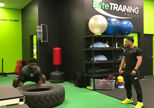Elite Sports Performance Training Tulsa
