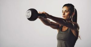 4 Great Exercises You Can Do with Just a Kettlebell